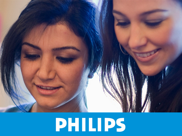 Negotiate with Philips